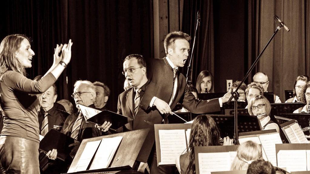 Stimme trifft Instrument – großes Chor-Orchester-Konzert