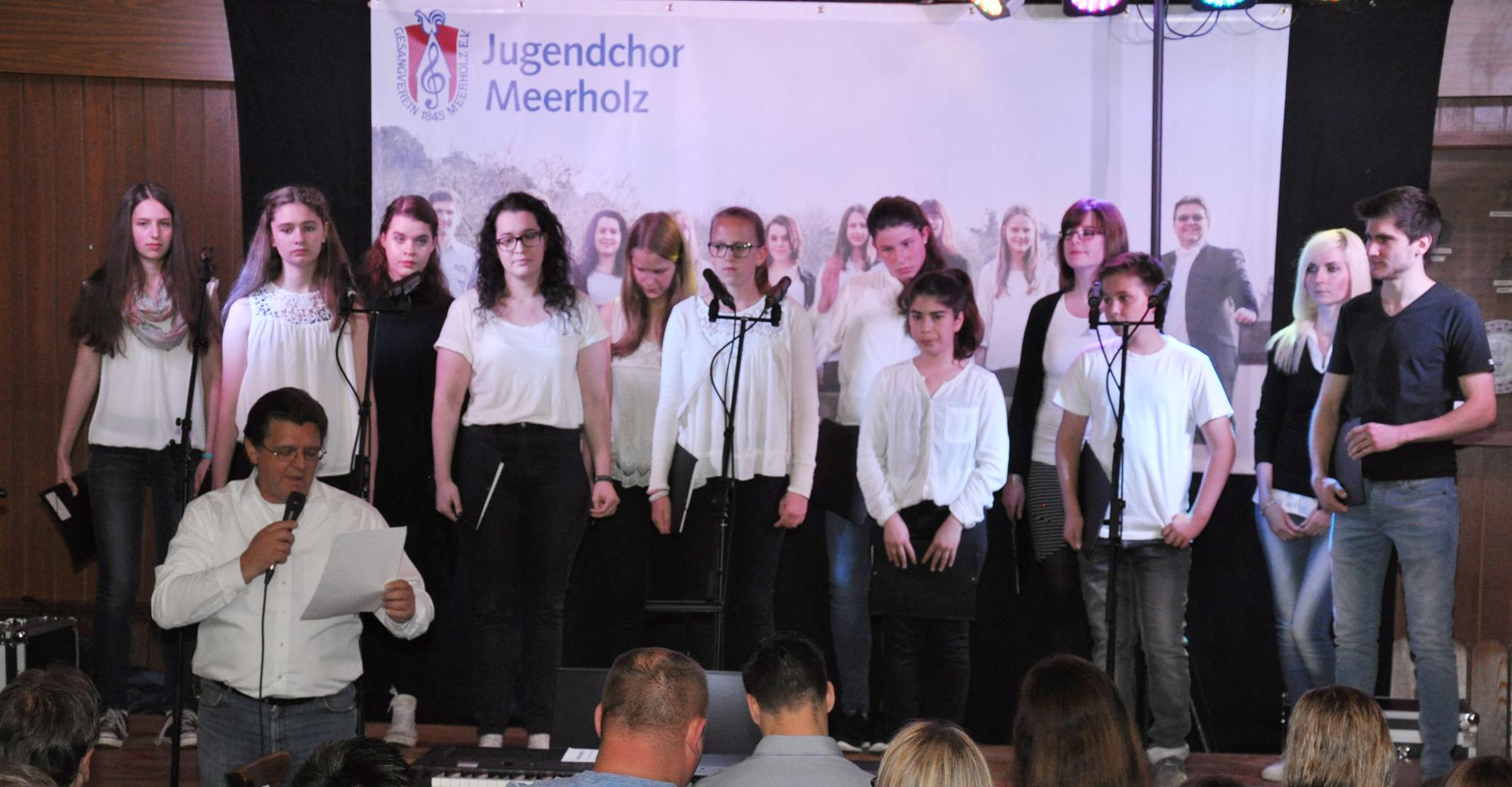 Sängerinnen und Sänger Jugendchor