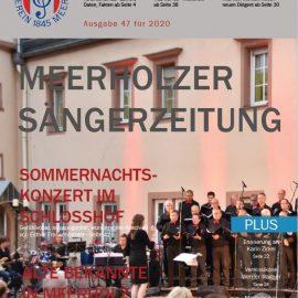 ABGESAGT – Jahreshauptversammlung am 07. November 2020