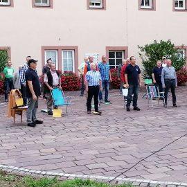 Jahreshauptversammlung verschoben – Chorbetrieb eingestellt